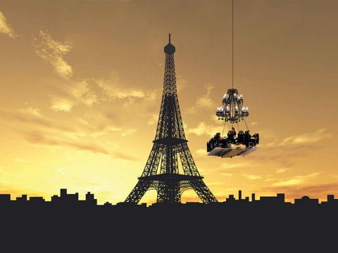 Un dîner dans le ciel - Paris - Du 11 au 15 Septembre 2009 dans Evenementiel dinez-ciel-paris-465504
