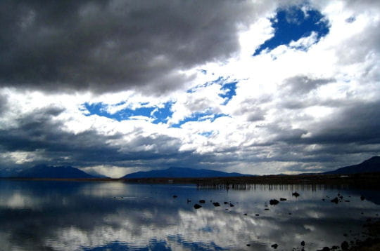 Sous des reflets nuage ciel d 39 azur for Miroir de l eau