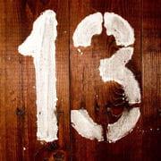 Porte bonheur le chiffre 13 bonheur de lire for Le chiffre 13 film