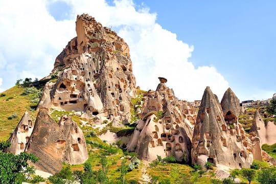 Rochers d'Uçhisar