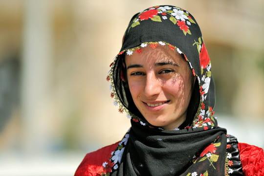 Femme de Cappadoce
