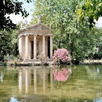Les jardins de la villa borghese week end rome for Le jardin 489 rome