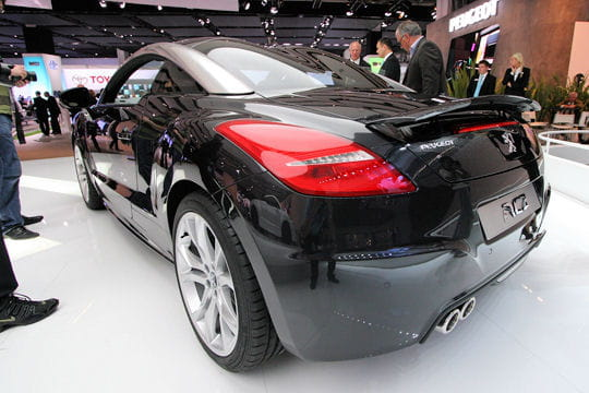 Salon Francfort 2009 : Peugeot RCZ Arriere-478084