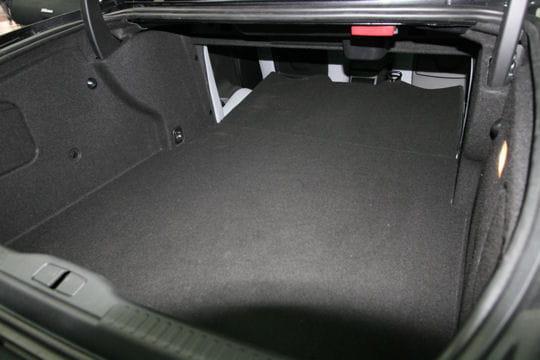 Salon Francfort 2009 : Peugeot RCZ Coffre-478104