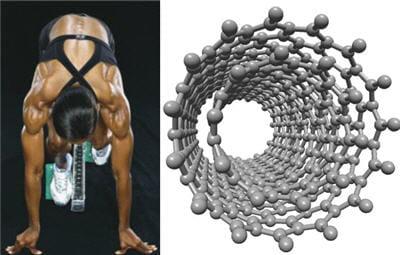des muscles fabriqués, mais jusqu'à 8 fois plus puissants que les muscles