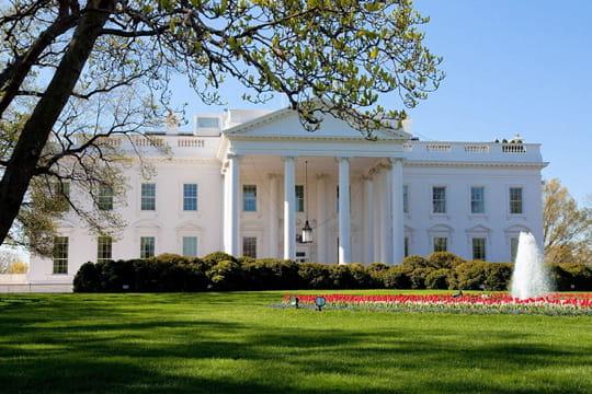 la maison blanche etats unis les plus beaux palais du monde linternaute