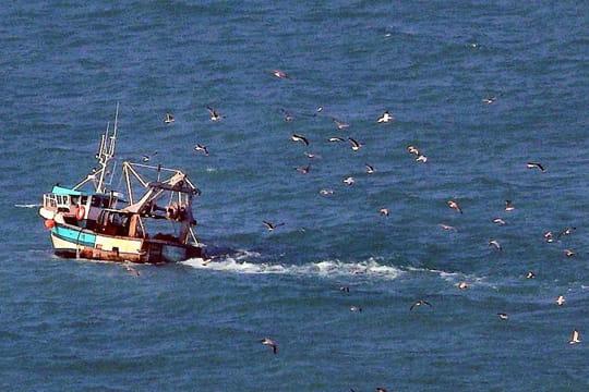 Escorte de pêche