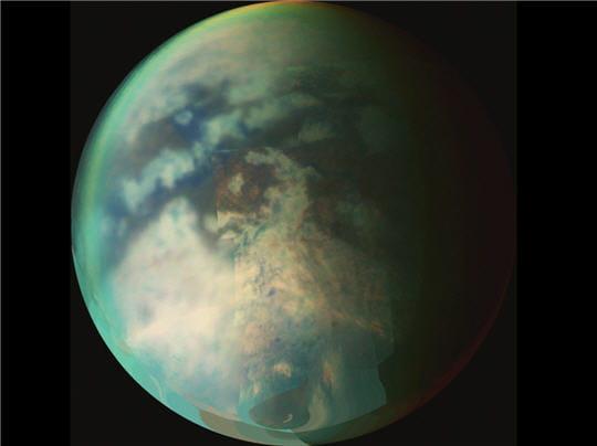 Méthane Titan