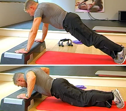 10 تمارين لتقوية عضلات الصدر Mains-step-on-descend-moins-bas-499597
