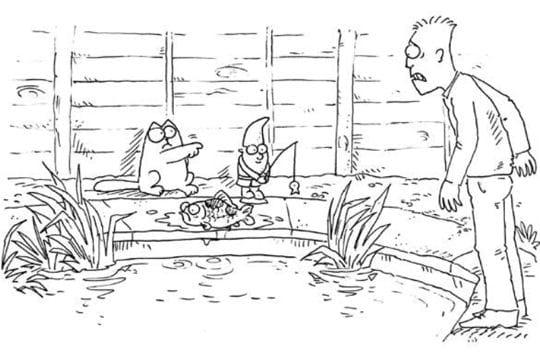 Vos animaux  - Page 3 Chat-menteur-503791