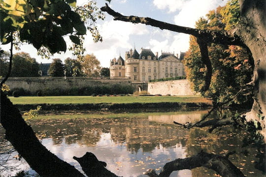 Châteaux .... - Page 2 Chateau-lude-504363