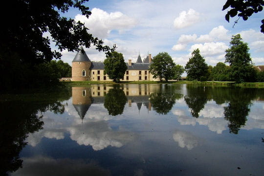 Châteaux .... - Page 2 Chateau-chamerolles-504376