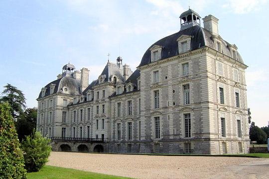 Châteaux .... Chateau-cheverny-504481