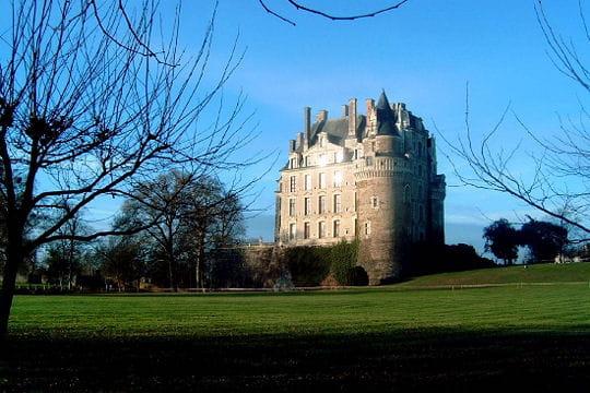 Châteaux .... Chateau-brissac-quince-504520