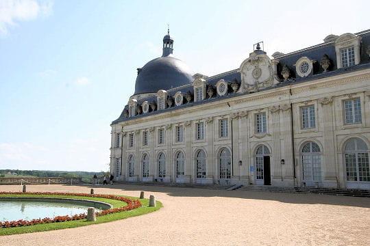 Châteaux .... Chateau-valencay-504536