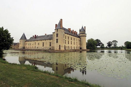Châteaux .... Chateau-plessis-bourre-504563