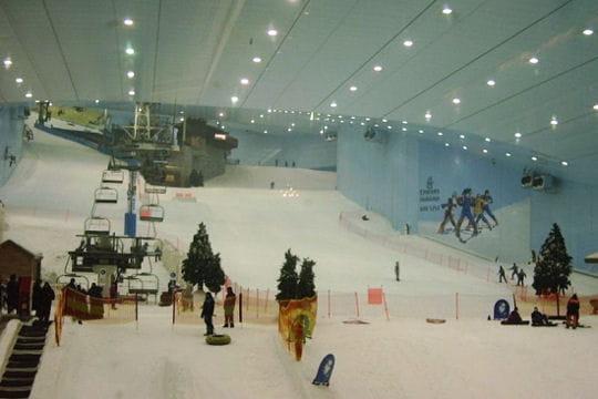 une piste de ski artificielle duba 239 bienvenue 224 las vegas 2 0 linternaute