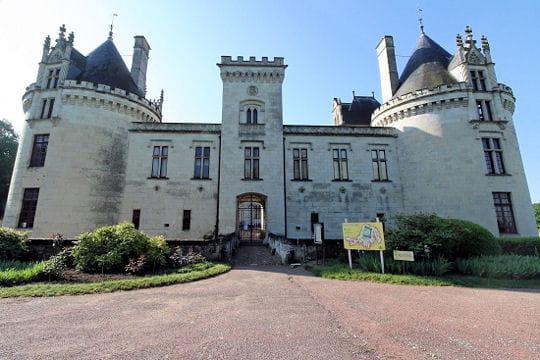 Châteaux .... Chateau-breze-504791