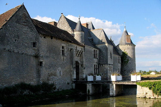 Châteaux .... Chateau-chemery-504814