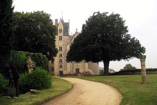 Châteaux .... Chateau-montreuil-bellay-504828