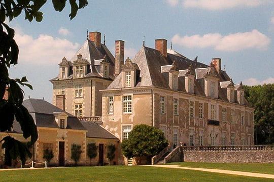 Châteaux .... Chateau-champchevrier-504881