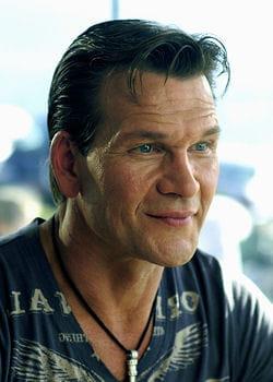 patrick swayze est mort le 14 septembre 2009 à l'âge de 57ans.