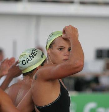 laure manaudou a remporté 16titres au niveau international.
