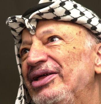c'est en france, dans un hôpital militaire de clamart, qu'arafat s'est éteint en