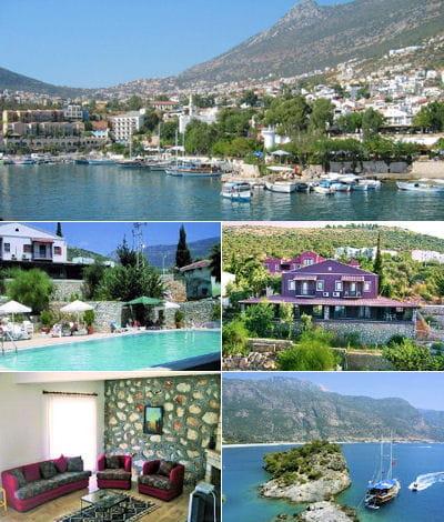 une belle maison dans le sud de la turquie 45 villas
