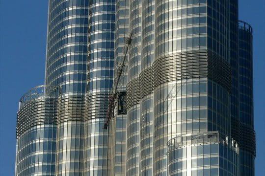 l 39 oeuvre d 39 adrian smith burj duba la tour la plus haute du monde linternaute. Black Bedroom Furniture Sets. Home Design Ideas