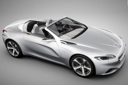 Peugeot SR1 : le coupé sort ses griffes Reve-536391