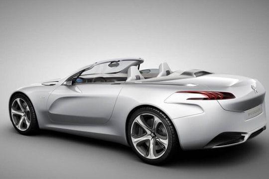 Peugeot SR1 : le coupé sort ses griffes Esthetique-536401