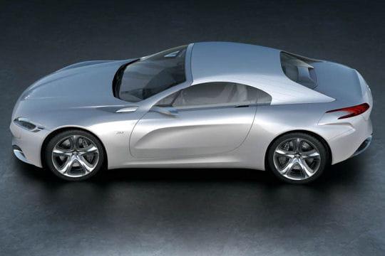 Peugeot SR1 : le coupé sort ses griffes Moteur-hybride-536408