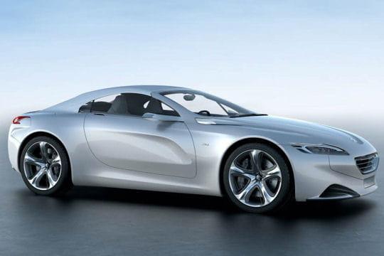 Peugeot SR1 : le coupé sort ses griffes Grand-tourisme-536410