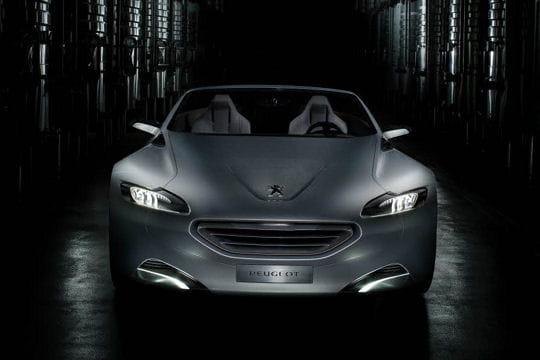 Peugeot SR1 : le coupé sort ses griffes Technologie-536412