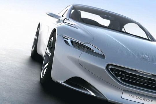 Peugeot SR1 : le coupé sort ses griffes Roues-directrices-536432