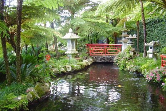 Un jardin extraordinaire mad re l 39 le aux fleurs for Jardin extraordinaire