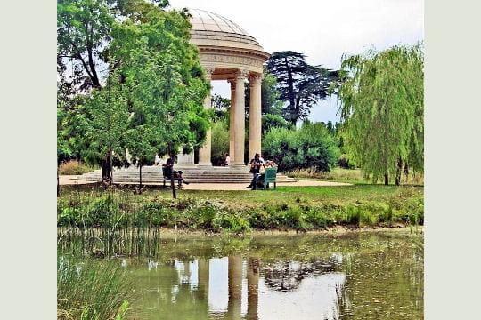 Chefs d 39 oeuvre du ch teau de versailles for Jardin anglais du petit trianon