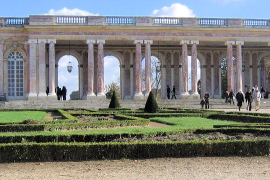 Chefs d 39 oeuvre des jardins de versailles for Architecte jardin versailles