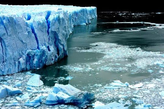 le glacier le plus célèbre de la patagonie