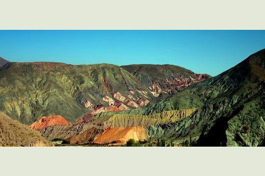la colline des sept couleurs