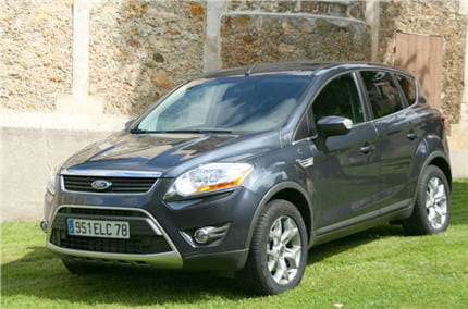 test ford kuga l 39 essai complet ford kuga le suv sportif linternaute. Black Bedroom Furniture Sets. Home Design Ideas