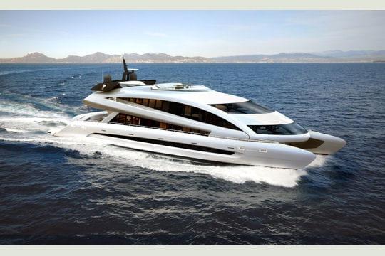 rff 135 : un yacht signé porsche
