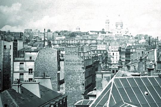 les toits de paris a quoi ressemblait paris autrefois linternaute. Black Bedroom Furniture Sets. Home Design Ideas