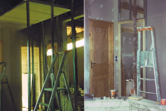 les travaux commencent l 39 int rieur la maison de michel 25 ans de travaux linternaute. Black Bedroom Furniture Sets. Home Design Ideas