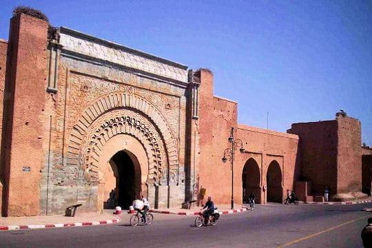 رحلة إلى حديقة ماجوريل في مراكش المغرب -> Diffuseur Cuivre De La Medina