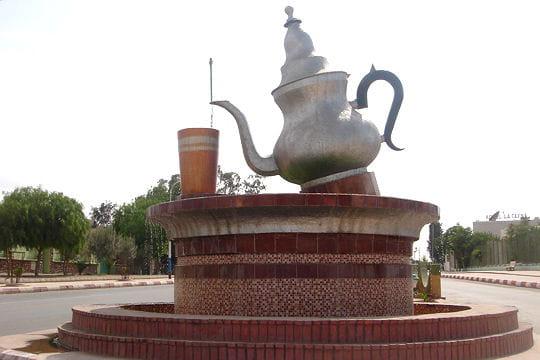 ambiance 'thé à la menthe'
