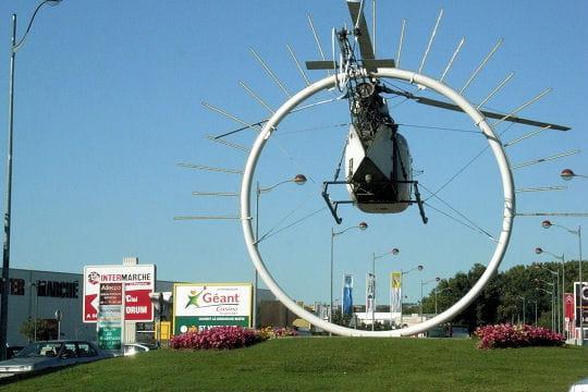 rond d'hélicoptère
