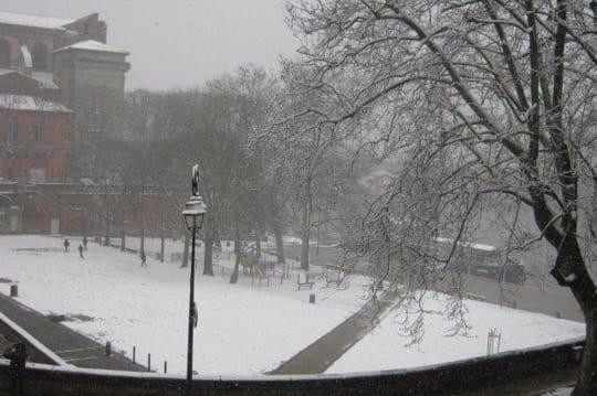 Près de Toulouse - La France sous la neige - LInternaute Actualite