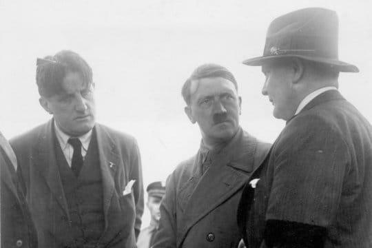 Hommes d'Hitler